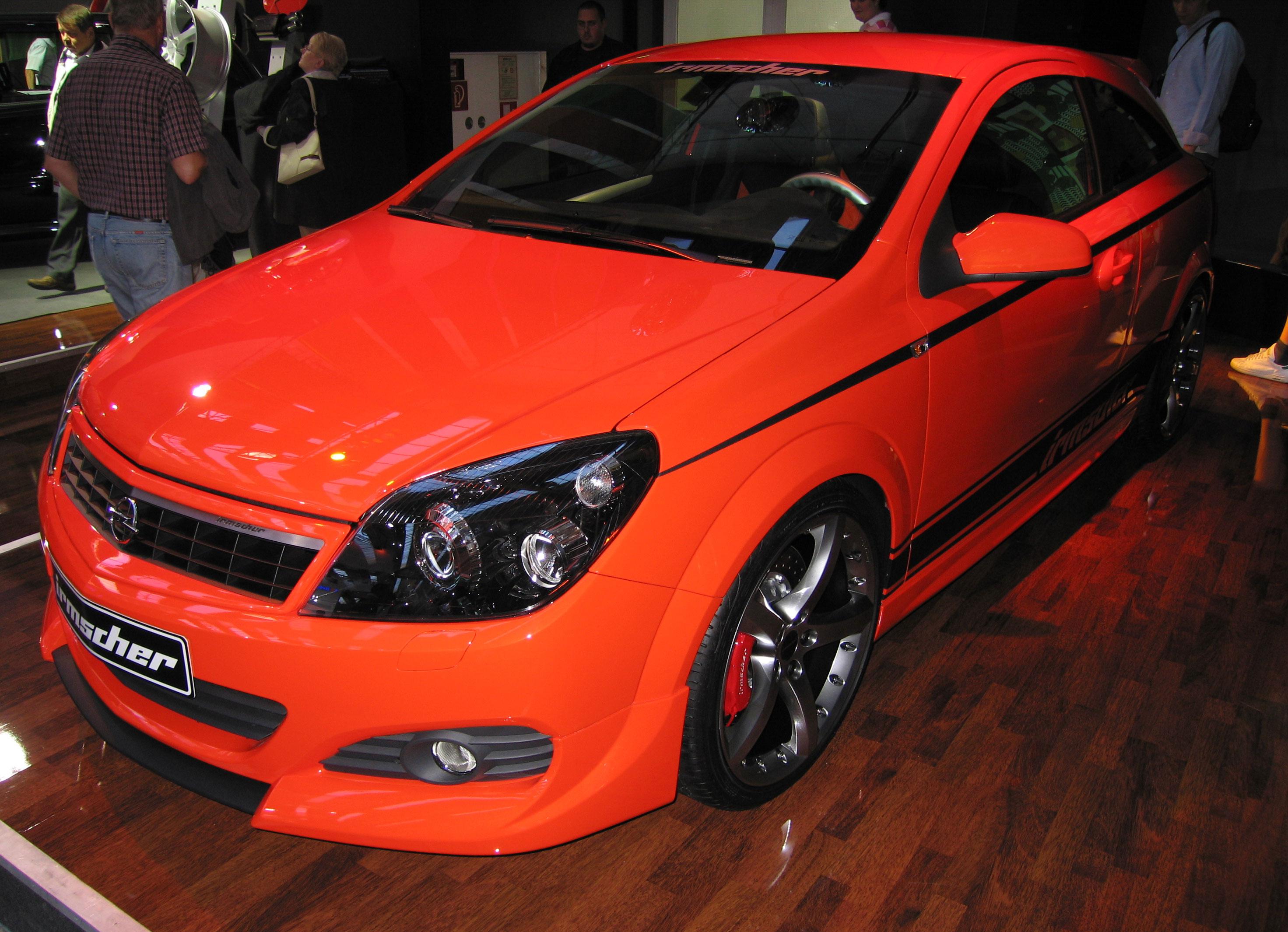 Opel aqstra H dwumasa